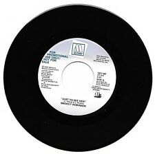 ROBINSON, Smokey  (Just To See Her)  Motown 1877 PROMOTIONAL record