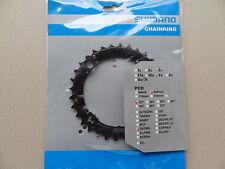 Shimano Kettenblatt für Kurbel Deore FC-M480 4-Arm, 9-fach, 32 Zähne, NEU