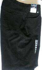 St. Johns Bay Pants Casual Black Cordoroy Men's Size 38 x 34 NEW