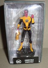 SINESTRO superheroes  DC Collectors Model figure 1:32 Grijalbo