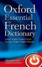 Oxford Essential French Dictionary by Oxford Dictionaries (Paperback, 2010)
