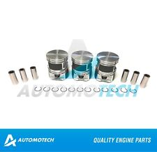 SIZE 030 - Piston Set For Dodge Durango Jeep Mitsubishi 3.7L