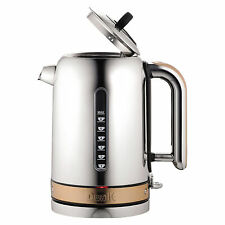 Dualit 72820 3000W 1.7L Classic Style Kettle with Whisper Boil