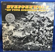 Steppenwolf - At Your Birthday Party - Dunhill Records SKAO91717 - 1969 - Vinyl