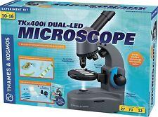 Thames & Kosmos 635602 TKx400i Dual-LED Microscope