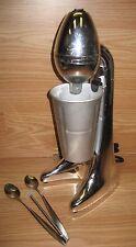 Walgreens The Shake Shoppe (NT-0410) Stainless Look Milk Shake Maker Mixer *READ
