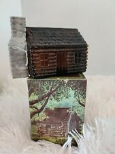 """New listing Vintage 1967 Avon """"Homestead Decanter"""" After Shave Full Bottle W/Box"""