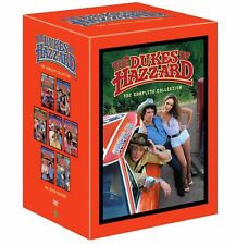 DUKES OF HAZZARD The Complete DVD Series Seasons 1-7 Season 1 2 3 4 5 6 7 NEW!