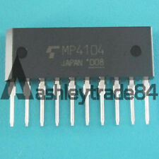 NEW 1PCS MP4104 TOSHIBA Encapsulation:SIP-10,HIGH POWER SWITCHING APPLICATIONS