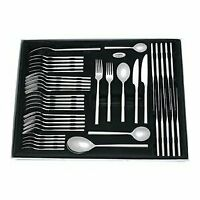 Stellar Rochester Matt 44 Piece Cutlery Set Gift Box Lifetime Guarantee