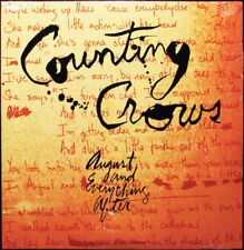 Counting Crows August And Everything After - Latest Pressing Vinyl Record Album