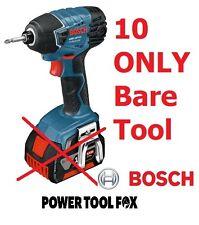 Bosch-GDR-18V-Li Sans Fil Visseuse perceuse-bodyonly 0615990G9K 3165140810364#