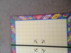 Junior Scrabble Playing Board. Genuine Spears Games Part.
