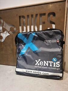 XENTIS LAUFRADTASCHE für zwei Laufräder / NEU