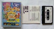 Hit Pak Trio Pack-Elite-Sinclair ZX Spectrum 48k 128k-Airwolf 3DC gurianos