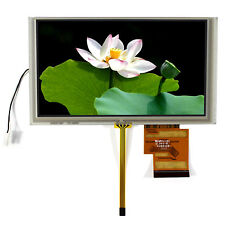 6.2inch TFT LCD display with touch panel 800x480 HSD062IDW1 60Pin color LCD