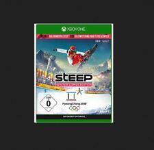Steep Winter Games Edition Xbox One (Deutsche Version) Originla Verschweißt!