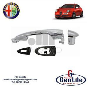 Alfa Romeo Mito à Partir De 2008 Poignée Ouverture Port plein Air Droite Chrome