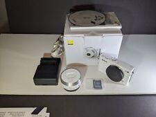 Nikon 1 J4 18.4MP Digital SLR Camera - White (Kit w/ 10-30mm PD Lens)