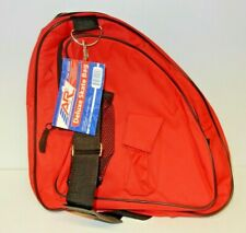 Brand New A&R Sports Pro Series Deluxe Ice Skating Skate Storage Bag ~ Red