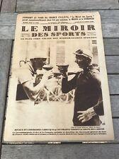 The Mirror Des Sports 438 Du 13/07/1928 Bike