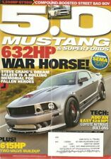 5.0 MUSTANG 2011 APR - 2-VALVE MUSCLE, 1200hp GT500, NITROUS COYOTE