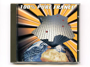 Various – 100% Pure France – Compilation CD 1994 – BMG France 74321217382 - Mint