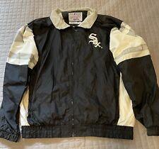New listing Chicago White Sox Lightweight Lined Jacket Baseball MLB Starter XL Hood