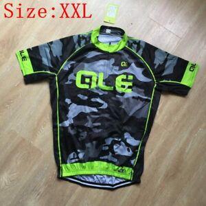 Cycling Jersey Men Summer Bicycle Shirt Sport Uniform Short Sleeve Bike Tops XXL