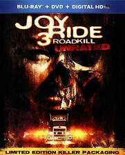 Joy Ride 3 (Blu-ray/DVD, 2014, 2-Disc Set, Unrated)