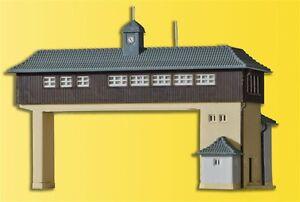 36730 Kibri Z Gauge Kit of Bridge signal tower Neustadt - NEW