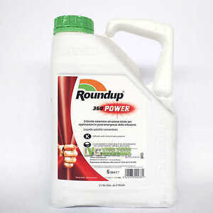 ROUNDUP 360 ENERGÍA 2.0 Asesino de mala hierba Herbicida Glifosato 5 L