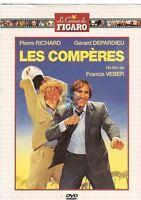 DVD LES COMPERES gerard depardieu pierre richard veber COLLECTION FIGARO