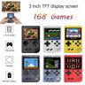 "3.0"" Retro Mini Handheld Game Console Built-in 168 Classic Games Video Games Kit"