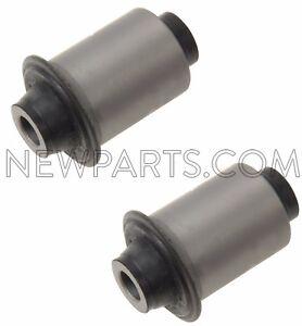 For Honda Prelude Pair Set of 2 Rear Lower Center Control Arm Bushings Genuine