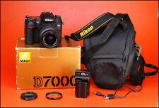 Nikon D7000 DSLR Camera & AF-S 18-55mm VR Zoom Lens Kit +1080p HD Video & Boxed