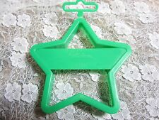 Wilton Star Cookie Cutter, Green