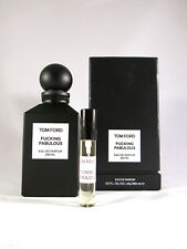 TOM FORD - Fucking Fabulous- Eau de Parfum - 10ml - sample size - 100% GENUINE