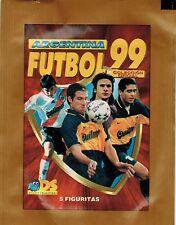 Argentina 1999 Guillervil International Futbol Soccer sticker Pack