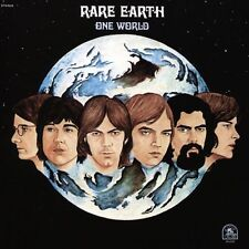 Rare Earth – One World .  CD NEW
