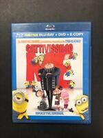 FILM BLU-RAY + DVD + E-COPY CATTIVISSIMO ME 1 ITALIANO