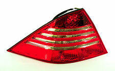Mercedes W220 TAIL LIGHT LAMP, LEFT (S Class 2003 +) OEM ULO 7294-01 2208200764