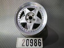 """1 Stk. OZ Futura Speedline Mercedes Alufelge Mehrteilig 8jx17"""" ET36 #20986"""