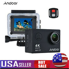 An6000 4K 16Mp WiFi Action Sports Camera 1080P Ultra Hd with Remote Control T2T3