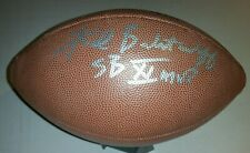 HOF'er & SB Champ Fred Biletnikoff signed Old School Duke Football w/PSA DNA COA