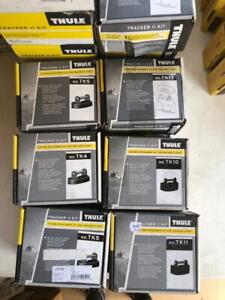 Thule Tracker II Attachment Kit, many sizes, new in box, roof rack - $60+ SRP