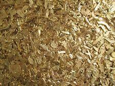 1000 MILAGROS    GOLD COLOR set    mexican folk art exvotos charms wholesale lot