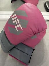 Women's Ultimate Fighting Championship (UFC) Boxing Gloves 10 oz Pink NEW
