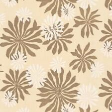 1 Roll of John Lewis Missprint Fleur Wallpaper MISP1017 Colour Cream & Gold