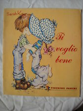 ALBUM FIGURINE PANINI SARA KAY TI VOGLIO BENE 1980 CON 30% OTTIMO